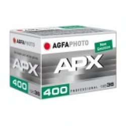 Agfa apx 400 135-36