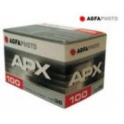 Agfa apx 100 135-36